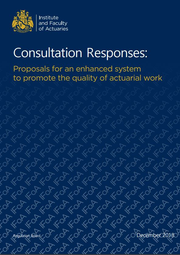 Consultation report front cover
