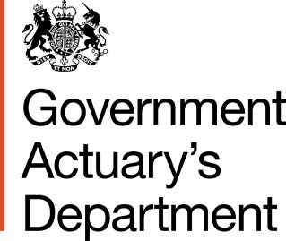 Government Actuary's Department