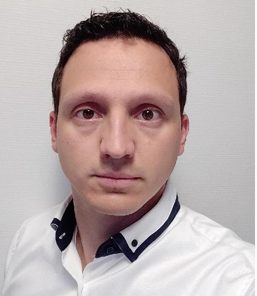 Photograph of Roberto Vegro