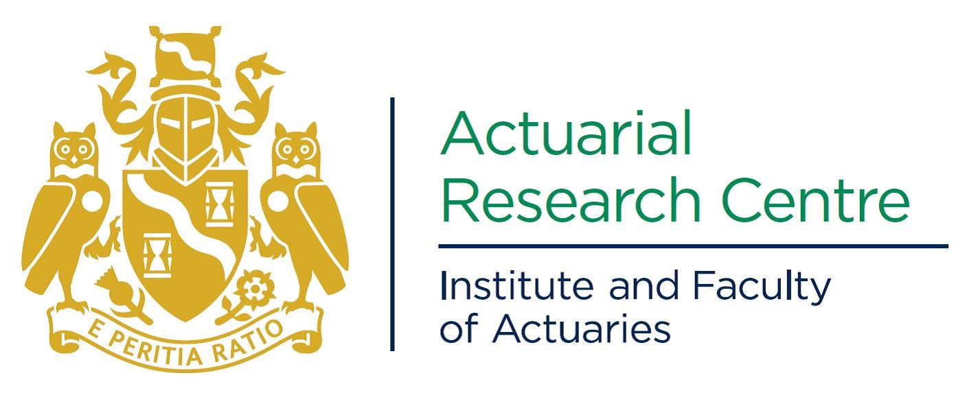 Actuarial Research Centre, Institute and Faculty of Actuaries logo