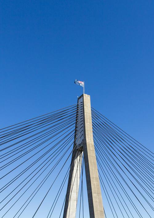 Bridge and infastructure