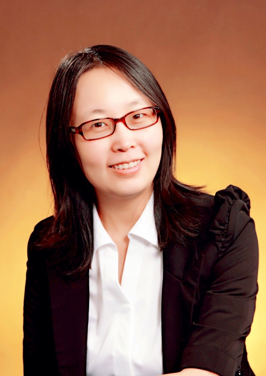 Photograph of Linjie Li