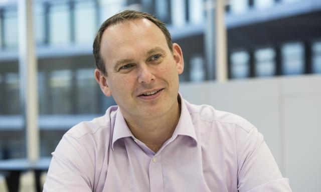 Derek Cribb, Chief Executive of the IFoA