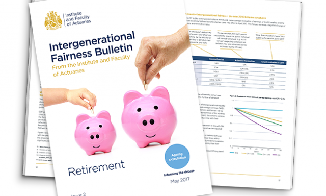 Intergenerational Fairness Bulletin on Retirement