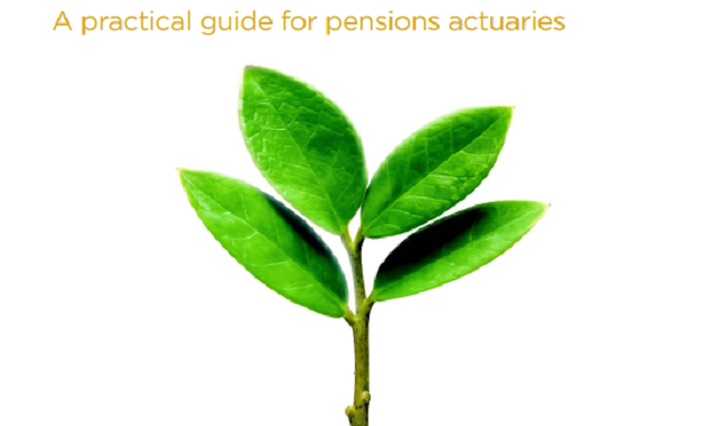 Practical Guide for pensions actuaries