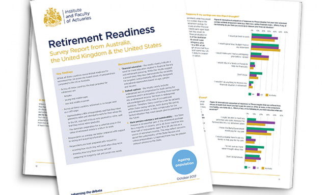 Retirement Readiness Policy Briefing