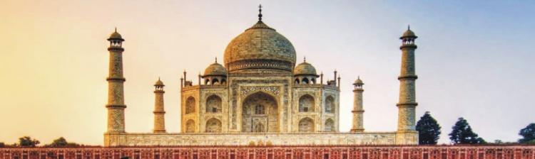 The Taj Mahal generic image